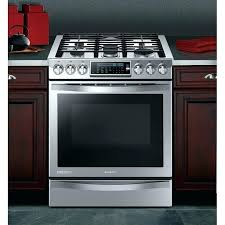 Cooktops Gas 30 Inch Slide In Stoves U2013 April Piluso Me