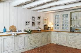 cuisine plan de travail bois zoom sur le plan de travail en bois