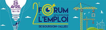 chambre des metiers bourgoin jallieu forum des initiatives pour l emploi pôle emploi région auvergne