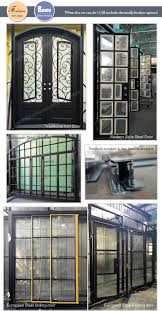 Iron Patio Doors Gate And Fence Front Door Gate Window Security Bars Iron