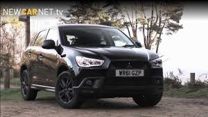 mitsubishi asx mitsubishi asx car review youtube