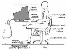 postura corretta scrivania qual 礙 la postura corretta per stare davanti al pc ed evitare i