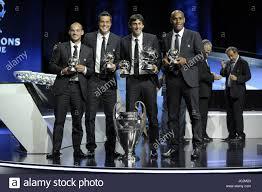 wesley sneijder julio cesar champions league draw monaco france 26