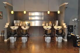 Table Salon Design Interiors Design Nice Back Bar Area Hair Salons Salon Designs Shampoo Cabinetry