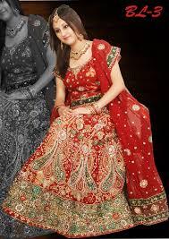 Bridal Wear Bridal Wear Lehenga Choli Bridal Wear Lehenga Choli Exporter