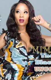 mimi faust hairstyles love and hip hop atlanta s mimi faust the angry black woman