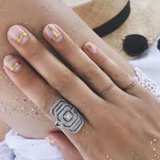 the french u0027s guide to chic nail art vogue