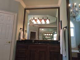 Custom Bathroom Mirror Custom Mirror Frames Frames Bathroom Mirror Frames