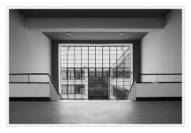 treppen bauhaus bauhaus treppe 4 s w foto bild architektur treppen und