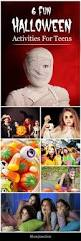 halloween activities for teenagers u2013 festival collections
