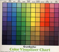 Shades Of Red Color Chart by Art And Quilting In Camden And Hope Blog Archive Color Study