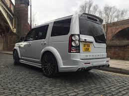 range rover truck conversion land rover discovery 3 4 dynamic lr7 arctic edition conversion
