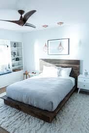 Platform Bed Frame King Wood Bed Frames Queen Bed Frame With Storage Wooden Platform Bed