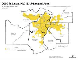 St Louis Mo Map Section 5310 U2013 Enhanced Mobility Of Seniors And Individuals With