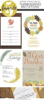 thanksgiving invitations thanksgiving invitations friday favorite 5 moritz designs