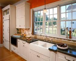 kohler cast iron farmhouse sink kohler cast iron sink kitchen traditional with cabinet details