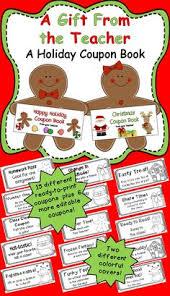 holiday coupon free printable the christmas coupon book gives students a gift