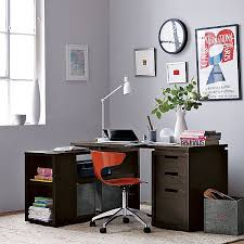 Home Office L Shaped Computer Desk Stylish Home Office Computer Desks
