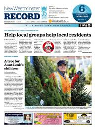 new westminster record december 15 2016 by royal city record issuu