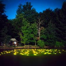 Light And Landscape - landscape light installations by barry underwood colossal