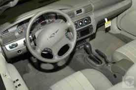 2003 Chrysler Sebring Interior Chrysler Sebring 2006 Convertible Celebrity Booms