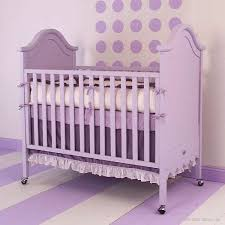 Bratt Decor Crib Bratt Decor Jane Crib Lavender