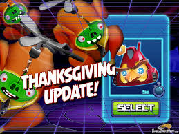 big bird thanksgiving cartoon angry birds transformers thanksgiving update out now angrybirdsnest
