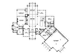 craftsman floor plan craftsman style house plan 3 beds 2 50 baths 3780 sq ft plan