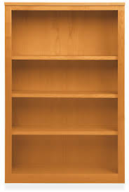Modern Bookcase Furniture Woodwind Modern 48h 60h Bookcases Modern Bookcases U0026 Shelves