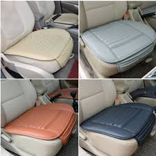 Chair Cushion Cover Universal Seat Cushion Pu Leather Car Seat Cover For Auto Car