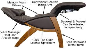 svago benessere zero gravity leather recliner lift and massage