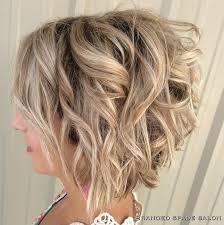 Curly Bob Frisuren by Abgewinkelt Curly Bob Haarschnitte Hair Frisur