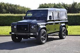 new land rover defender 110 showroom car sales bespoke cars harrogate land rover defender