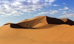 Snow In Sahara Snow In The Sahara World U0027s Hottest Desert Covered In Metre Thick