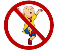 5 reasons don u0027t caillou 2 mommy