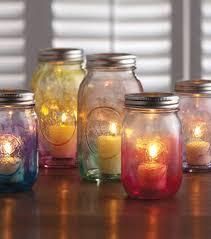 mason jar crafts create a diy candle holder using watercolors mason jar crafts create a diy candle holder using watercolors and ball jars for