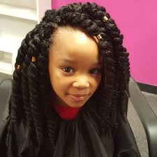 corn rolls under croshet hairstyle 20 enthralling crochet braids for kids to try hairstylec