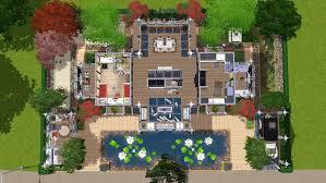 celebrity house floor plans sims 3 celebrity house plans house design plans