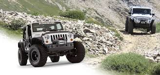 matte white jeep 2 door jeep bushwacker