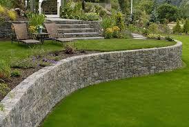 27 backyard retaining wall ideas and terraced gardens for garden