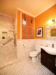 orange bathroom decorating ideas bathrooms appropriate orange bathroom decorating ideas small