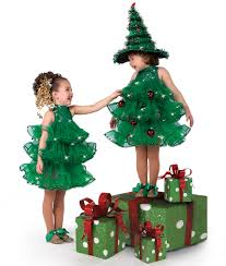 christmas tree costume a wish come true h288 rockin around tree