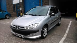 car peugeot 206 used 2001 peugeot 206 quiksilver for sale in dorset pistonheads