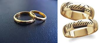 ring models for wedding i would to a wedding ring with my husband s name on it