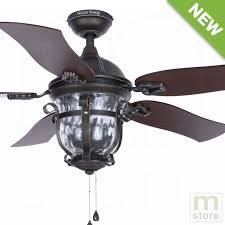 52 Ceiling Fan With Light 52 Ceiling Fan Light Kit Reversible Blade Indoor Outdoor Downrod