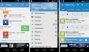 free podcasts for android 5 best free apps to listen to podcasts on android