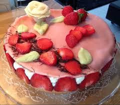 fraisier herve cuisine herve cuisine fraisier inspiration de conception de maison