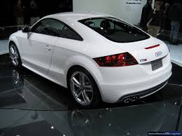 2009 audi tts performance the best cars collections