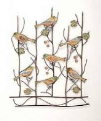metal bird wall art cool wall art ideas on bathroom wall art