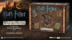 information harry potter hogwarts battle card game